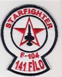 141 filo F-104