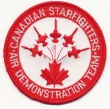RCAF demo team