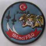 192 filo F-104G last