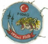 192 filo F-104G