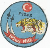 192 filo F-104S