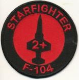 F-104 2+