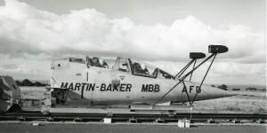 28+17 cockpit Martin Baker
