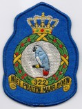 322 squadron