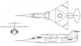 F-104VTOL