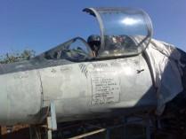 MM6774 cockpit