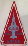 1 CAG recce Snags