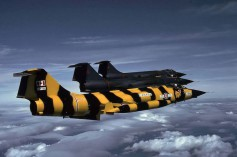 104796 CF-104 Tiger_Peter Doll