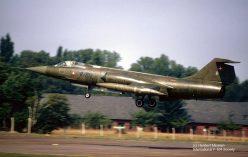 63-12707 F-104G R-707 RDAF 723 Esk at Gutersloh 09Sep1975_Heribert Mennen_mod