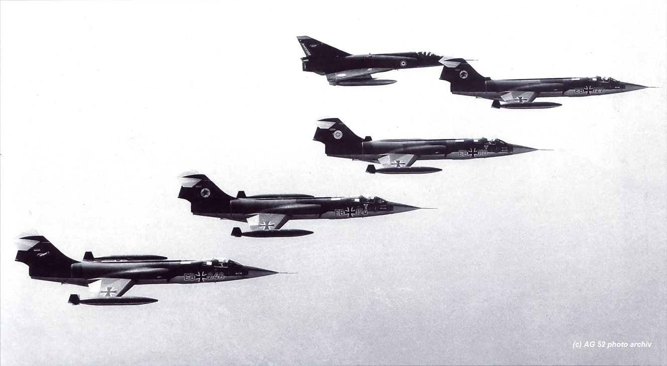 Squadron Exchanges 1967 - International F-104 Society