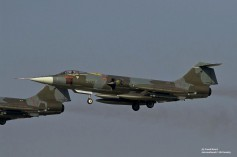 MM6804 F-104S-ASA-M 51-07 Florennes TLP 12Mar1997