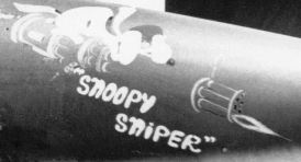Snoopy Sniper