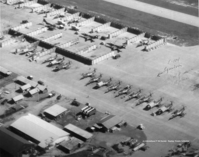 Udorn Air Base 1967