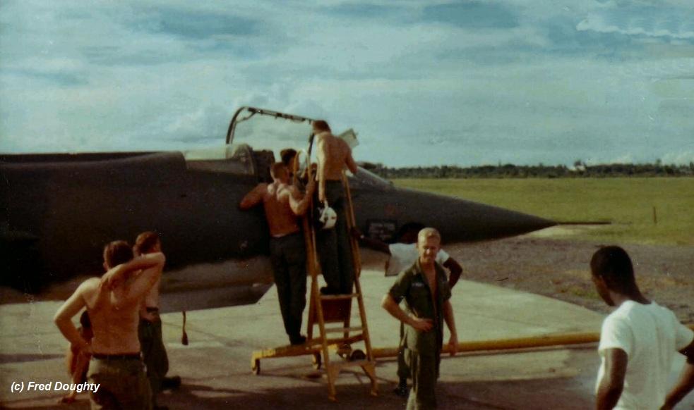Udorn 1966-1967 - International F-104 Society International