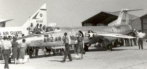 56-809 F-104A ARIZ AIR GUARD 809 airshow in Dallas _ChrisBaird_filtered