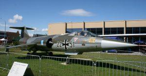 22+51 F-104G pres Manching 18Jun2016-1_Hans WohlmuthX