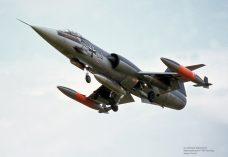 25+04 F-104G JaboG 31 at Norvenich_Helmut BaumannXX