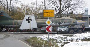 25+21 F-104G pres 09Feb2018 in Niederalteich_VoggenreiterX