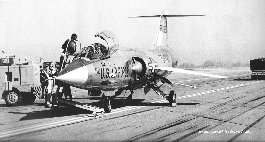 F-104 records - International F-104 Society International F