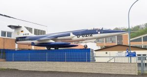 24+63 F-104G D-8212 Firma Krausz Logistik Bad Wildungen, near Fritzlar 08May2019-1_SteffenVoigtXZ